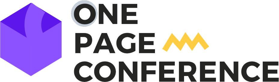 one-page-conf